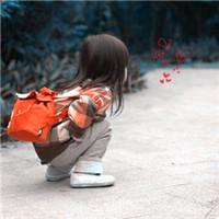 的好看色调.分享一组阿宝色可爱小孩头像,一起回忆童年的美高清图片