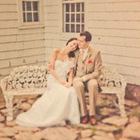 婚纱情侣头像 唯美幸福的婚纱照