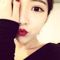 红唇女人qq头像 女人爱复古红唇